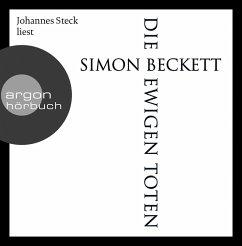 Die ewigen Toten / David Hunter Bd.6 (12 Audio-CDs) - Beckett, Simon