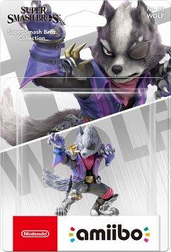 amiibo Wolf - Super Smash Bros. Collection