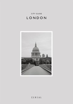 Cereal City Guide: London (eBook, ePUB)