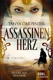 Assassinenherz: Flucht aus Shalimar (eBook, ePUB)