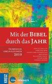 Mit der Bibel durch das Jahr 2019 (eBook, ePUB)