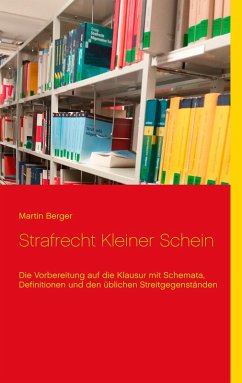 Strafrecht Kleiner Schein (eBook, ePUB)
