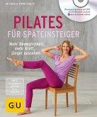 Pilates für Späteinsteiger (mit DVD) (Mängelexemplar)