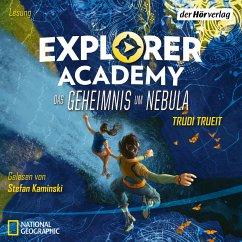 Das Geheimnis um Nebula / Explorer Academy Bd.1 (MP3-Download) - Trueit, Trudi