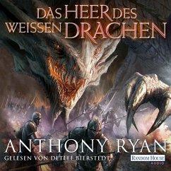 Das Heer des Weißen Drachen / Draconis Memoria Bd.2 (MP3-Download) - Ryan, Anthony