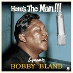 Here'S The Man...Dynamic Bobby Bland+3 Bonus Tr
