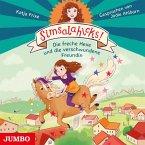 Die freche Hexe und die verschwundene Freundin / Simsalahicks! Bd.2 (1 Audio-CD)