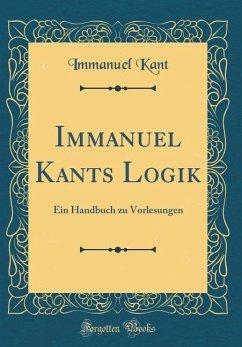 Immanuel Kants Logik