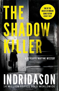 The Shadow Killer - Indridason, Arnaldur