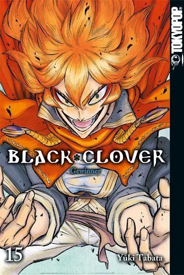 Buch-Reihe Black Clover