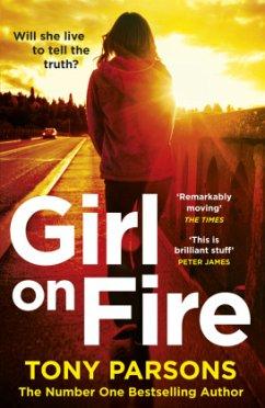 Girl On Fire - Parsons, Tony
