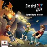 Die drei ??? Kids - Der goldene Drache, 1 Audio-CD