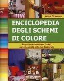 Enciclopedia degli schemi di colore. Imparare a combinare i colori per ottenere lo stile che desiderate