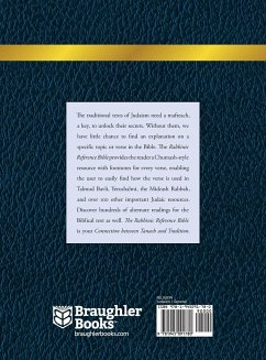 Rabbinic Reference Bible: The Connection Betwee...