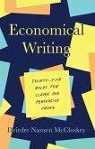 Economical Writing