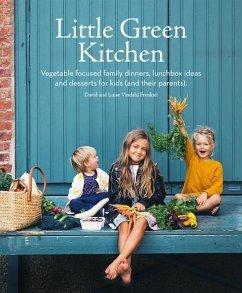 Little Green Kitchen - Frenkiel, David; Vindahl, Luise