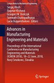 Advances in Manufacturing Engineering and Materials (eBook, PDF)