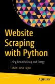 Website Scraping with Python (eBook, PDF)