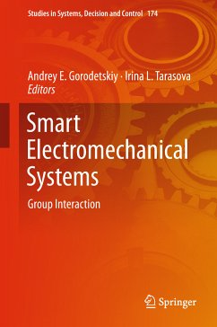 Smart Electromechanical Systems (eBook, PDF)