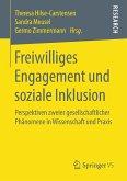 Freiwilliges Engagement und soziale Inklusion (eBook, PDF)