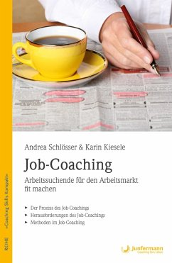 Job-Coaching (eBook, PDF) - Schlösser, Andrea; Kiesele, Karin