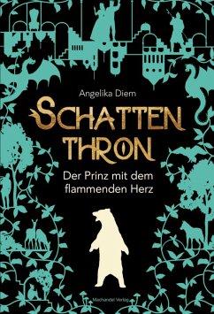 Schattenthron II (eBook, ePUB) - Diem, Angelika