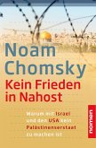 Kein Frieden in Nahost (eBook, ePUB)