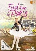 Find me in Paris Staffel 1.2 - 2 Disc DVD