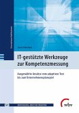 IT-gestützte Werkzeuge zur Kompetenzmessung (eBook, PDF)