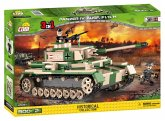 COBI-2508A Historical Collection Panzer IV Ausf. F1/G/H