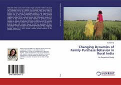 Changing Dynamics of Family Purchase Behavior in Rural India