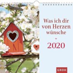 Was ich dir von Herzen wünsche 2020