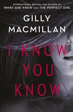 I Know You Know (eBook, ePUB)
