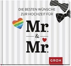 Die besten Wünsche zur Hochzeit für Mr & Mr: Für gleichgeschlechtliche Ehepaare