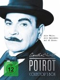 Poirot - Collector's Box. Alle Fälle. Alle Episoden. DVD-Box