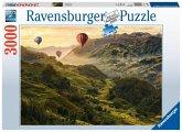 Ravensburger 17076 - Reisterrassen in Asien, 3000 Teile, Puzzle