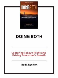 Doing Both (eBook, ePUB)
