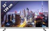 Grundig 55 GUS 8960 silber 139 cm (55 Zoll) Fernseher (4K / Ultra HD)