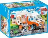 PLAYMOBIL® 70049 Rettungswagen mit Licht und Sound