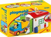 PLAYMOBIL® 70184 LKW mit Sortiergarage