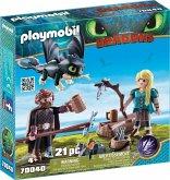 PLAYMOBIL® 70040 Hicks und Astrid Spielset