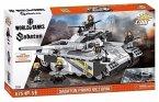 COBI-3034 World of Tanks Sabaton Primo Victoria (675 Teile)