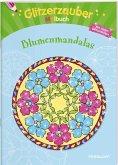 Glitzerzauber Malbuch Blumenmandalas (Mängelexemplar)