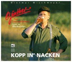 Günther,Der Treckerfahrer-Kopp In' Nacken (2cd) - Wischmeyer,Dietmar
