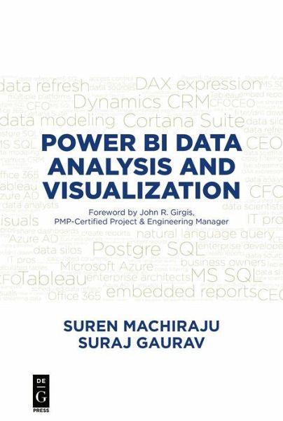 Power Bi Data Analysis And Visualization Ebook Pdf Von Suren