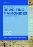 Rewriting Maimonides (eBook, ePUB)