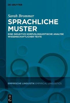 Sprachliche Muster (eBook, PDF) - Brommer, Sarah