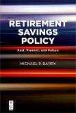Retirement Savings Policy (eBook, ePUB)
