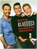 Best Of Klubbb3 -Für Akkordeon- (Notenbuch)