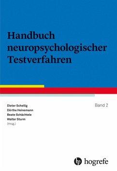 Handbuch neuropsychologischer Testverfahren (eB...